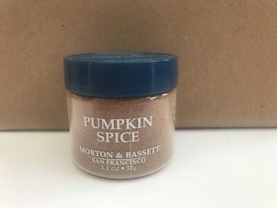 Grocery / Spice / Morton & Bassett Pumpkin Pie Spice, 1.1 oz
