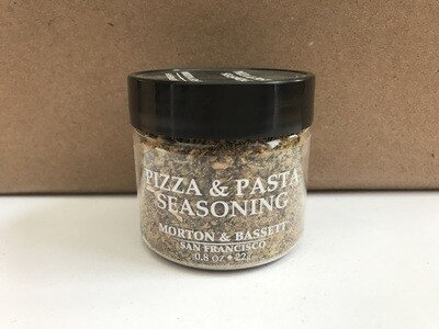Grocery / Spice / Morton & Bassett Pizza/Pasta Seasoning, .8 oz