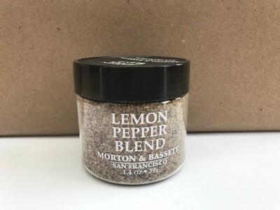 Grocery / Spice / Morton & Bassett Lemon Pepper, 1.4 oz
