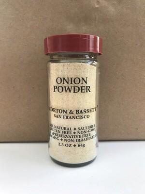 Grocery / Spice / Morton & Bassett Onion Powder, 2.3 oz
