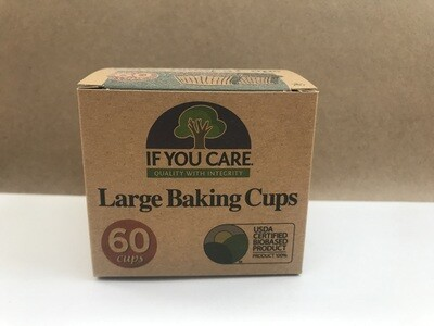 Household / Baking / If You Care Lg 2.5-inch Baking Cups