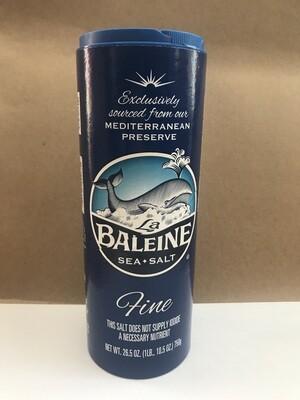 Grocery / Spices / La Baleine fine sea salt 26.5oz