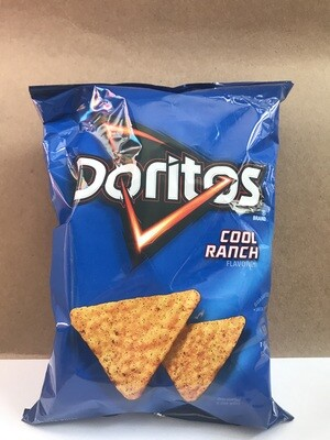 Chips / Small Bag / Doritos Cool Ranch 3 oz