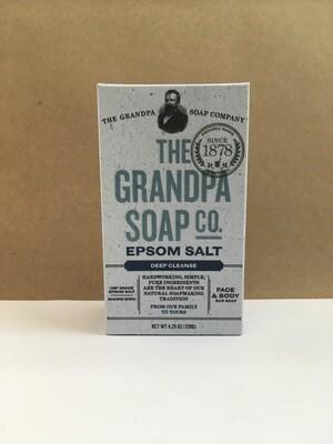 Health and Beauty / Soap / Grandpa Soap Co. Epsom Salt Bar