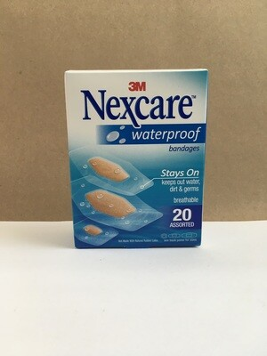 Health and Beauty / Medicine / Nextcare Waterproof Bandages