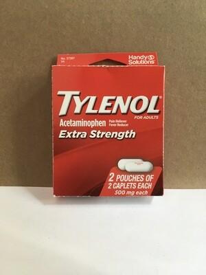 Health and Beauty / Medicine / Tylenol 2pk