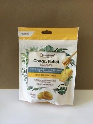 Health and Beauty / Cold / Quantum Cough Lozenges, Lemon Honey
