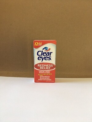 Health and Beauty / Medicine / Clear Eyes