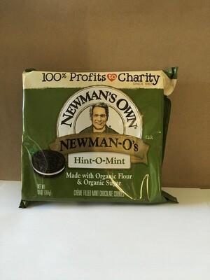 Cookies / Big Bag / Newman O's Mint 13 oz