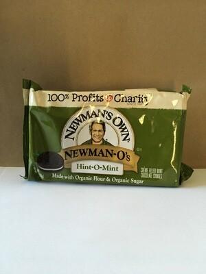 Cookies / Big Bag / Newman O's Mint 8 oz