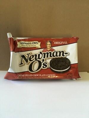 Cookies / Big Bag / Newman O's 8 oz