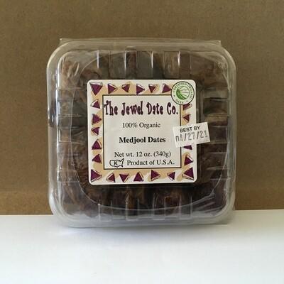 Produce / Fruit / Organic Medjool Date 12 oz