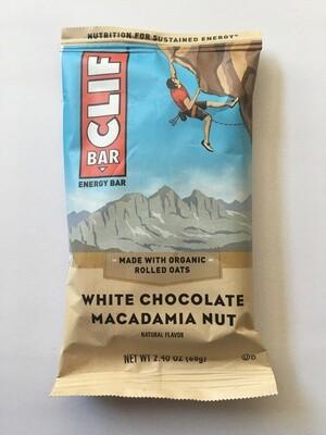 Snack / Bar / Clif Bar White Chocolate Macadamia