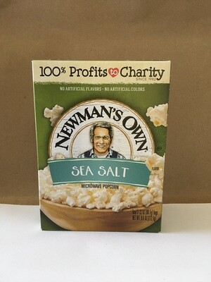 Grocery / Snack / Newman's Popcorn