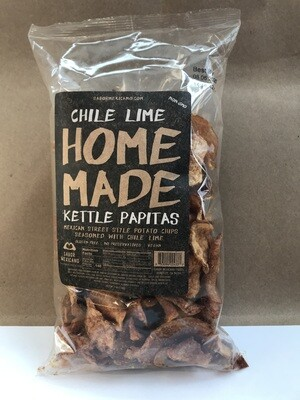 Chips / Big Bag / Sabor Chile Lime Papitas, 6 oz.
