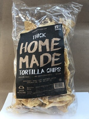 Chips / Big Bag / Sabor Home Made Corn Chips Thick
