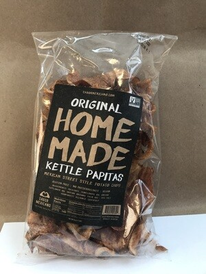 Chips / Big Bag / Sabor Home Made Original Kettle Papitas, 6 oz