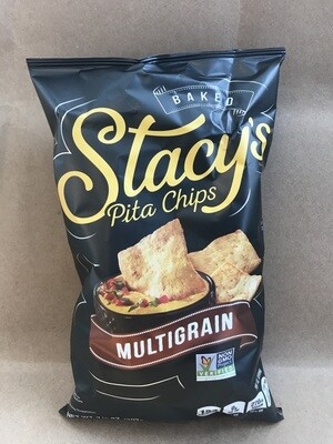 Chips / Crisps / Stacy's Multigrain Pita Chips, 7 oz.