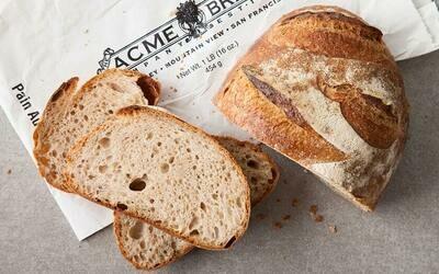 Bread / Fresh Baked / Acme Pain Au Levain