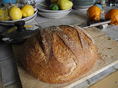 Bread / Fresh Baked / Acme Upstairs Bread