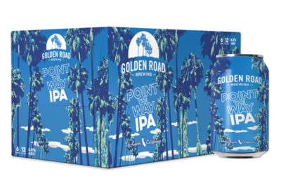 Beer / 6 Pack / Golden Road Point the Way IPA 6-Pack