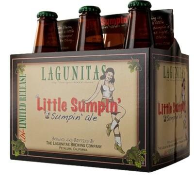 Beer / 6 Pack / Lagunitas Sumpin Sumpin Ale, 6pk