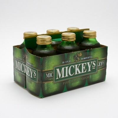Beer / 6 Pack / Mickey's 6pk