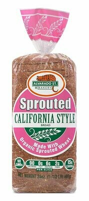 Bread / Sliced / Alvarado Sprouted Bread California Style
