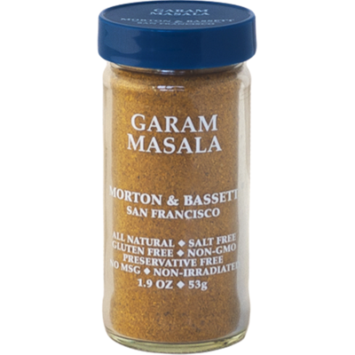 Grocery / Spice / Morton & Bassett Garam Masala, 1.9 oz