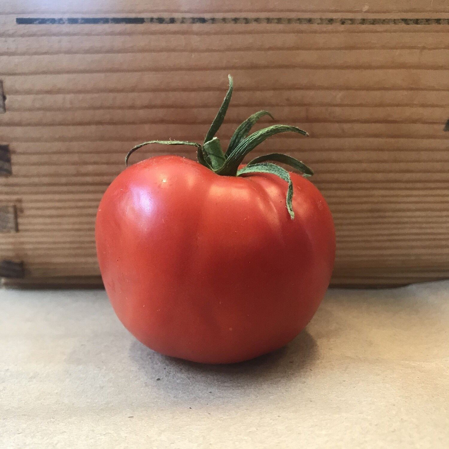 "Produce / Vegetable / Organic Single Early Girl Dry Farmed Tomato (about 2-3"")"
