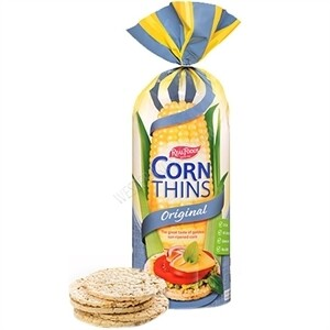 Snack / Crackers / Corn Thins Original, 5.3 oz