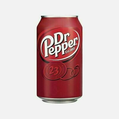 Beverage / Soda / Dr. Pepper 12 oz