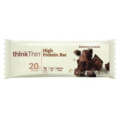 Snack / Bar / Think Thin, Brownie Crunch