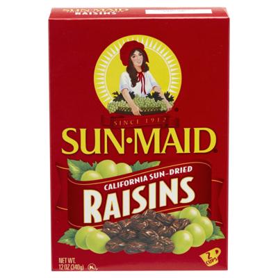 Snack / Dried fruit / Sun Maid Raisins 12 oz