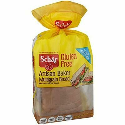 Bread / Sliced / Schar Gluten Free Multigrain Bread, 14.1 oz