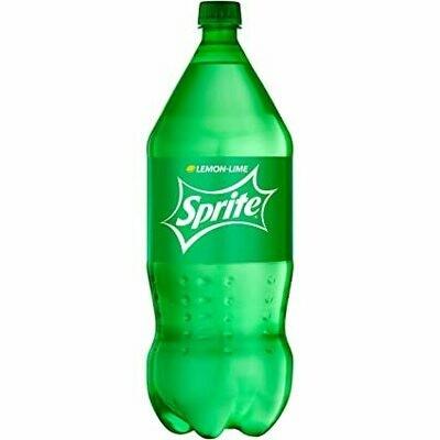 Beverage / Soda / Sprite 2 Liter