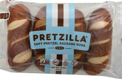 Bread / Buns / Pretzilla Sausage Buns