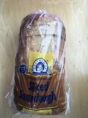 Bread / Sliced / Raymond's Sliced Sourdough, 2 lb