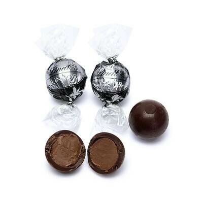 Candy / Chocolate / Lindt Lindor Extra Dark Chocolate Ball (Black)