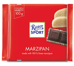 Candy / Chocolate / Ritter Dark Chocolate Marzipan