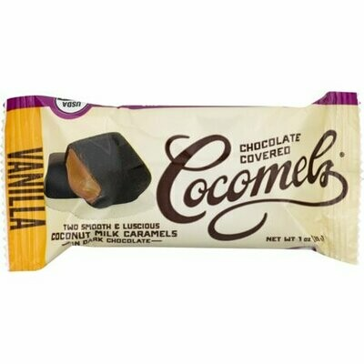 Candy / Chocolate  / Chocolate Covered Vanilla Cocomel, 1 oz