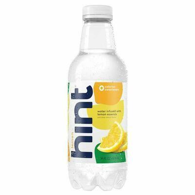 Beverage / Water / Hint Lemon 16 oz.