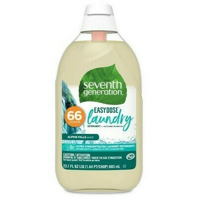 Household / Laundry / 7th Generation Easy Dose Laundry Alpine