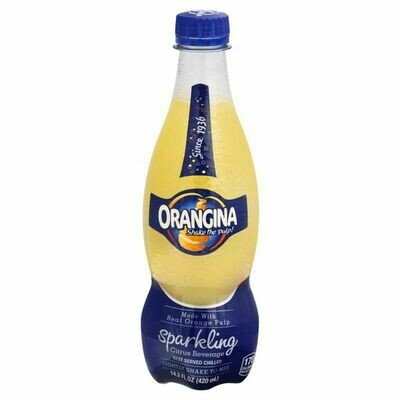 Beverage / Soda / Orangina 14 oz