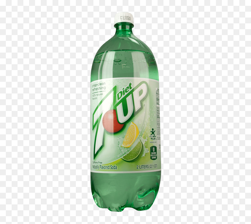 Beverage / Soda / Diet 7up, 2L