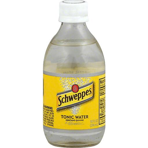 Beverage / Mixers / Schweppes Tonic Water, 10 oz