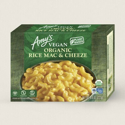 Frozen / Entree / Amy's Rice Mac and Cheese, 8 oz