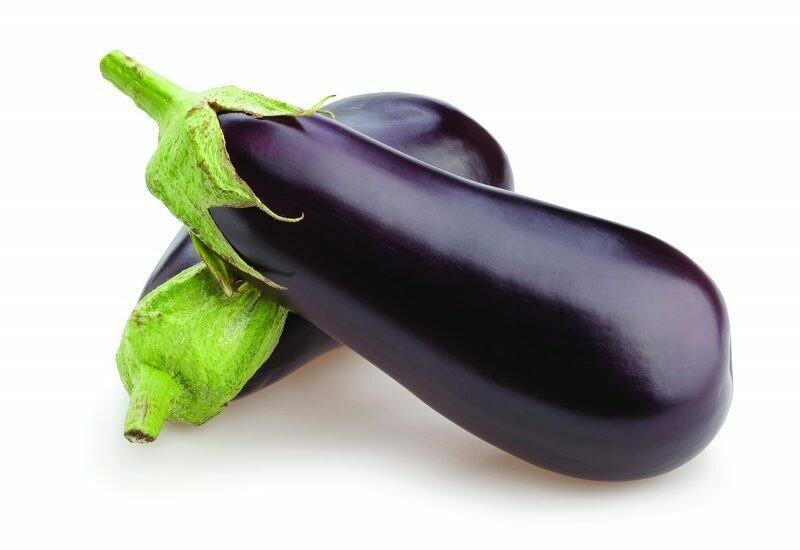 Produce / Vegetable / Organic Globe Eggplant