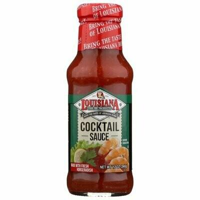 Grocery / Condiments / Louisiana Cocktail sauce 12oz
