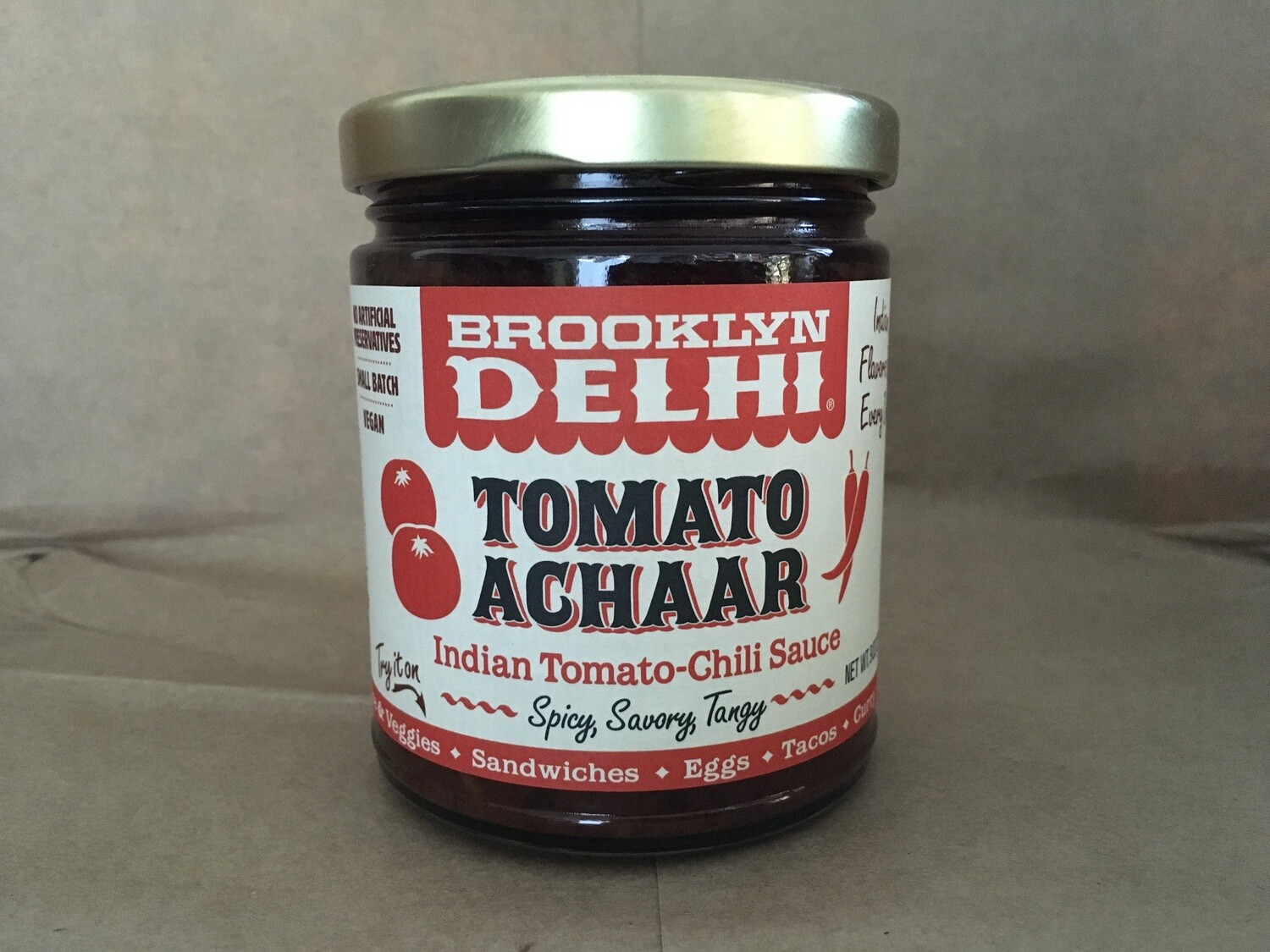 Grocery / International / Brooklyn Delhi Tomato Achaar